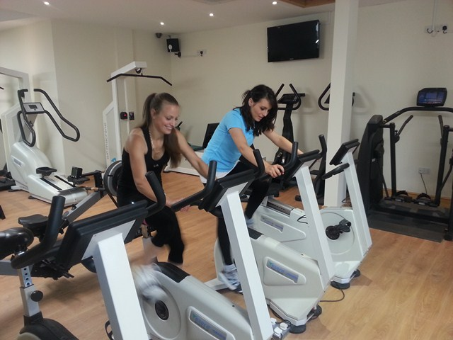 Gym at The Mill Health and Fitness Suite Bridgwater Somerset