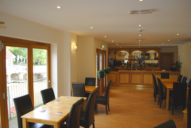 Sports Bar at The Mill Health and Fitness Suite Bridgwater Somerset